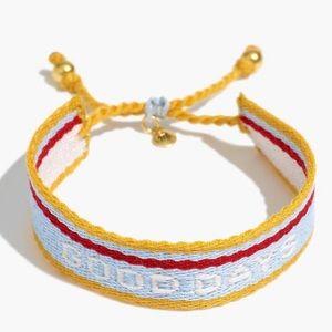 MadeWell Good Days bracelet